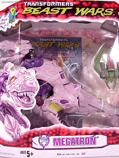 Transformers Beast Wars (10th Anniversary) Megatron (Image #2 of 109)