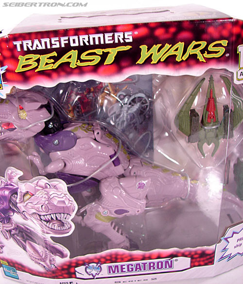Transformers Beast Wars (10th Anniversary) Megatron (Image #3 of 109)