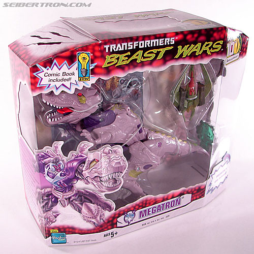 Transformers Beast Wars (10th Anniversary) Megatron (Image #5 of 109)
