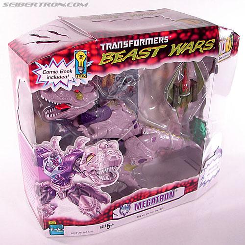 Transformers Beast Wars (10th Anniversary) Megatron (Image #5 of 109)