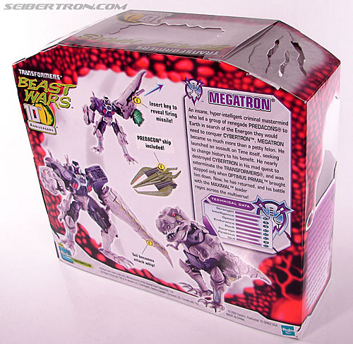 Transformers Beast Wars (10th Anniversary) Megatron (Image #7 of 109)