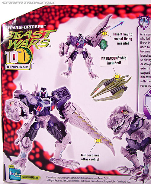 Transformers Beast Wars (10th Anniversary) Megatron (Image #9 of 109)