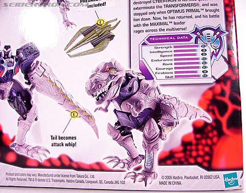 Transformers Beast Wars (10th Anniversary) Megatron (Image #10 of 109)