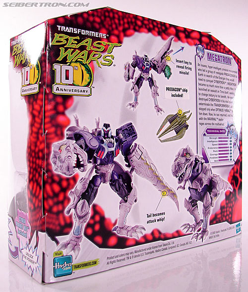 Transformers Beast Wars (10th Anniversary) Megatron (Image #12 of 109)