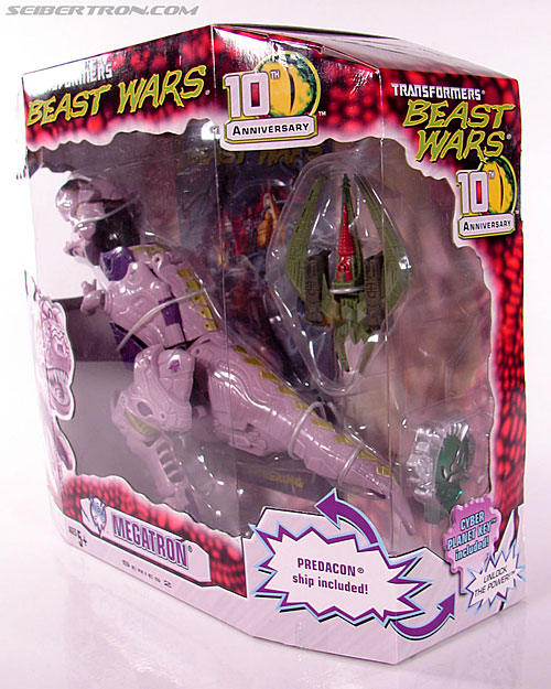 Transformers Beast Wars (10th Anniversary) Megatron (Image #13 of 109)