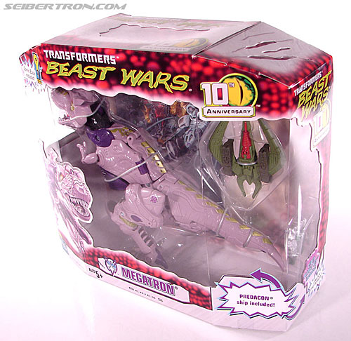 Transformers Beast Wars (10th Anniversary) Megatron (Image #14 of 109)