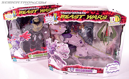 Transformers Beast Wars (10th Anniversary) Megatron (Image #15 of 109)