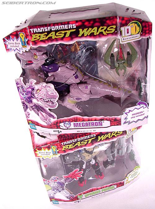 Transformers Beast Wars (10th Anniversary) Megatron (Image #16 of 109)