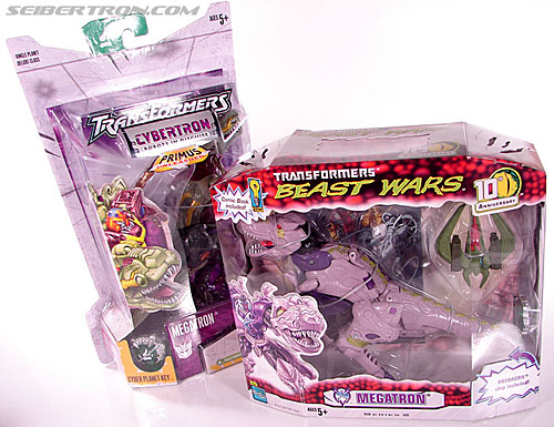 Transformers Beast Wars (10th Anniversary) Megatron (Image #17 of 109)