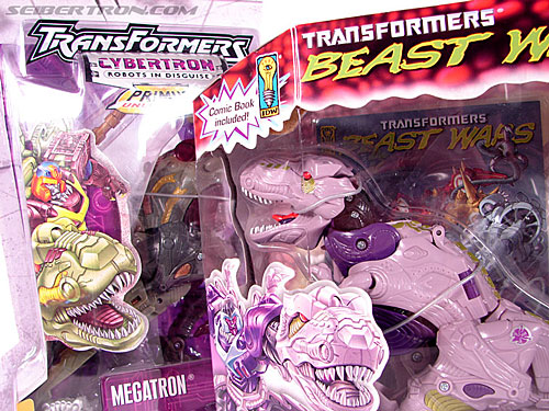 Transformers Beast Wars (10th Anniversary) Megatron (Image #18 of 109)