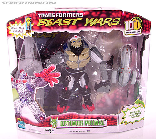 Transformers Beast Wars (10th Anniversary) Optimus Primal (Image #1 of 127)