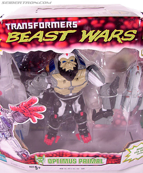 Transformers Beast Wars (10th Anniversary) Optimus Primal (Image #3 of 127)