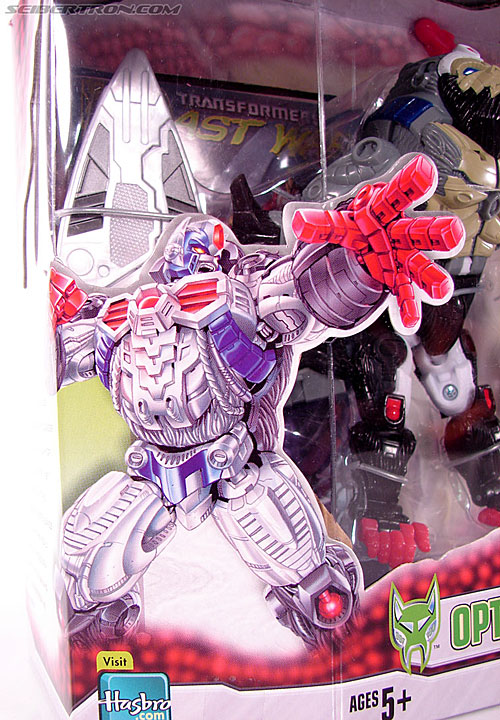 Transformers Beast Wars (10th Anniversary) Optimus Primal (Image #4 of 127)