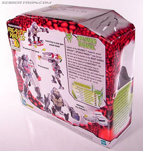 Transformers Beast Wars (10th Anniversary) Optimus Primal (Image #8 of 127)