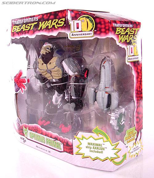 Transformers Beast Wars (10th Anniversary) Optimus Primal (Image #14 of 127)