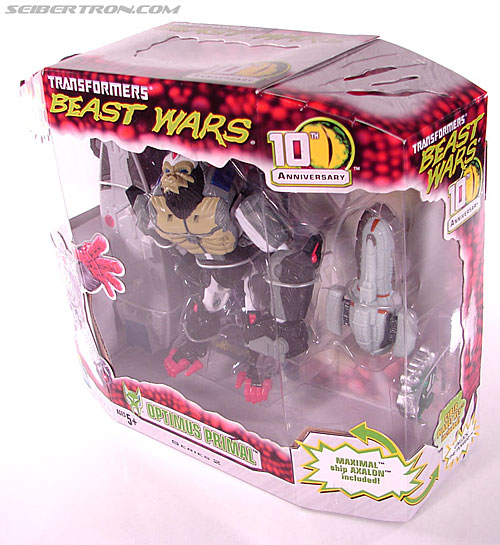 Transformers Beast Wars (10th Anniversary) Optimus Primal (Image #15 of 127)