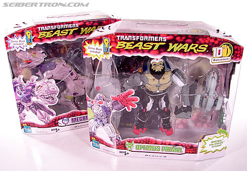 Transformers Beast Wars (10th Anniversary) Optimus Primal (Image #16 of 127)