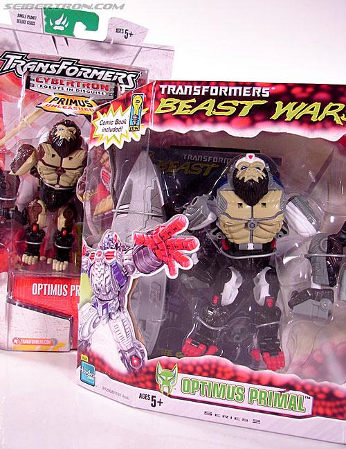 Transformers Beast Wars (10th Anniversary) Optimus Primal (Image #19 of 127)