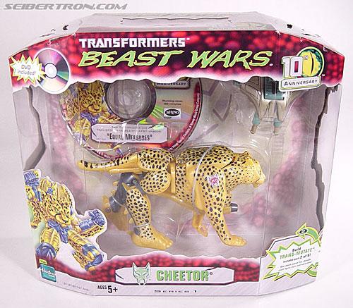 Transformers Beast Wars (10th Anniversary) Cheetor (Cheetas)  (Reissue) (Image #1 of 97)