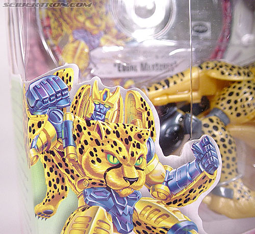 Transformers Beast Wars (10th Anniversary) Cheetor (Cheetas)  (Reissue) (Image #8 of 97)