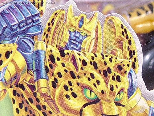 Transformers Beast Wars (10th Anniversary) Cheetor (Cheetas)  (Reissue) (Image #9 of 97)