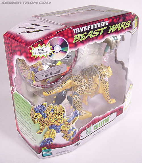 Transformers Beast Wars (10th Anniversary) Cheetor (Cheetas)  (Reissue) (Image #12 of 97)