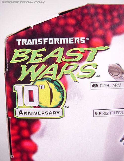 Transformers Beast Wars (10th Anniversary) Cheetor (Cheetas)  (Reissue) (Image #18 of 97)