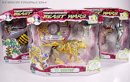 Transformers Beast Wars (10th Anniversary) Cheetor (Cheetas)  (Reissue) (Image #29 of 97)