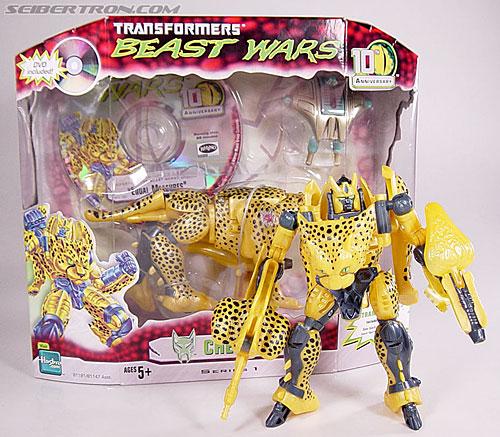 Transformers Beast Wars (10th Anniversary) Cheetor (Cheetas)  (Reissue) (Image #56 of 97)
