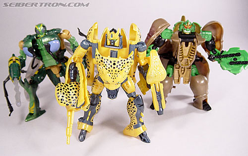 Transformers Beast Wars (10th Anniversary) Cheetor (Cheetas)  (Reissue) (Image #97 of 97)