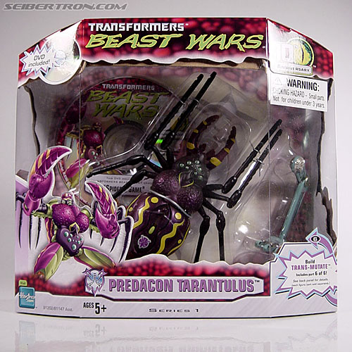 Transformers Beast Wars (10th Anniversary) Tarantulas (Reissue) (Image #2 of 84)