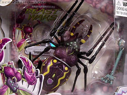 Transformers Beast Wars (10th Anniversary) Tarantulas (Reissue) (Image #4 of 84)