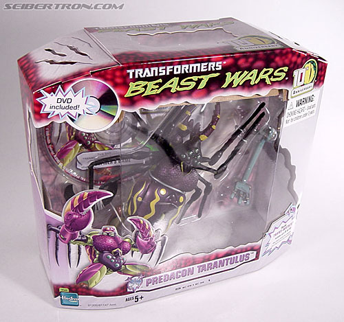 Transformers Beast Wars (10th Anniversary) Tarantulas (Reissue) (Image #6 of 84)