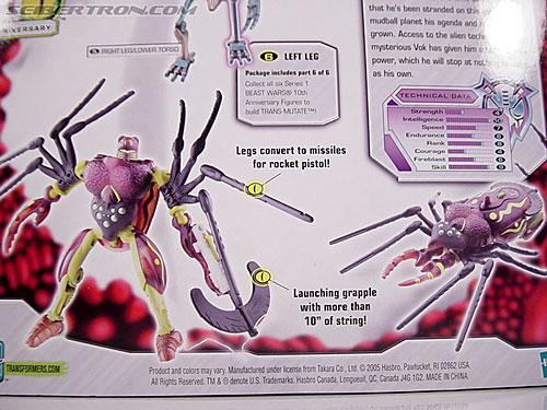 Transformers Beast Wars (10th Anniversary) Tarantulas (Reissue) (Image #12 of 84)