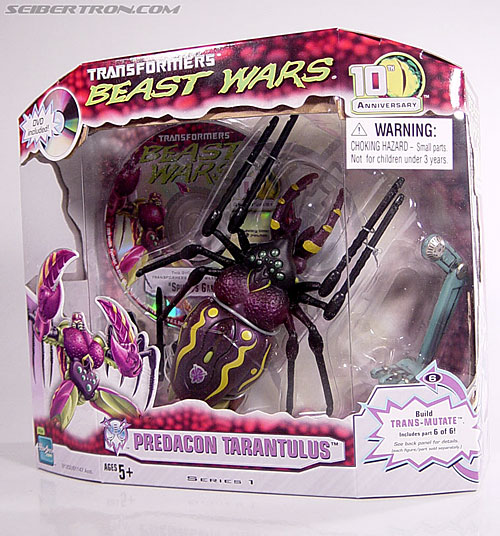 Transformers Beast Wars (10th Anniversary) Tarantulas (Reissue) (Image #14 of 84)
