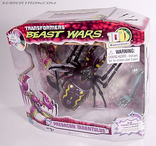 Transformers Beast Wars (10th Anniversary) Tarantulas (Reissue) (Image #15 of 84)