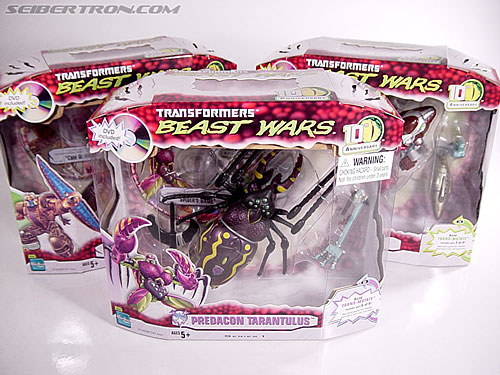 Transformers Beast Wars (10th Anniversary) Tarantulas (Reissue) (Image #19 of 84)