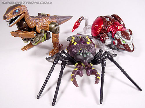 Transformers Beast Wars (10th Anniversary) Tarantulas (Reissue) (Image #37 of 84)