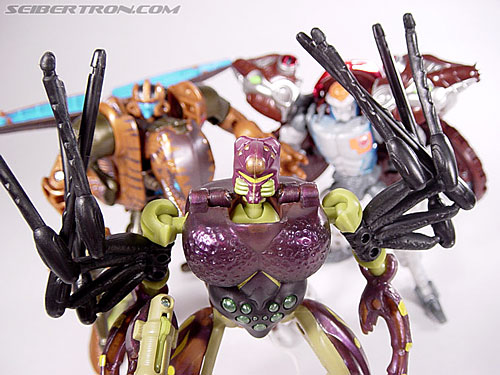 Transformers Beast Wars (10th Anniversary) Tarantulas (Reissue) (Image #83 of 84)