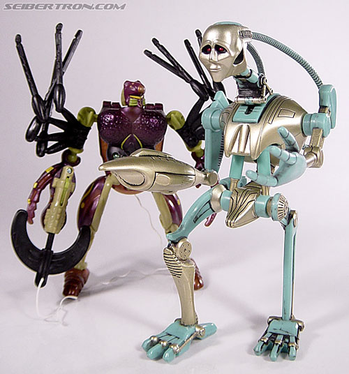 Transformers Beast Wars (10th Anniversary) Transmutate (Image #116 of 116)