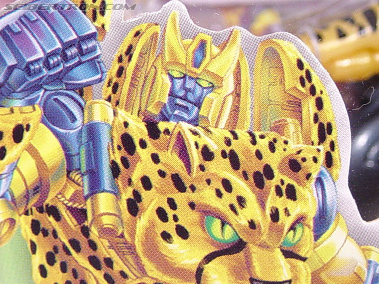 Transformers Beast Wars (10th Anniversary) Cheetor (Cheetas)  (Reissue) (Image #9 of 97)