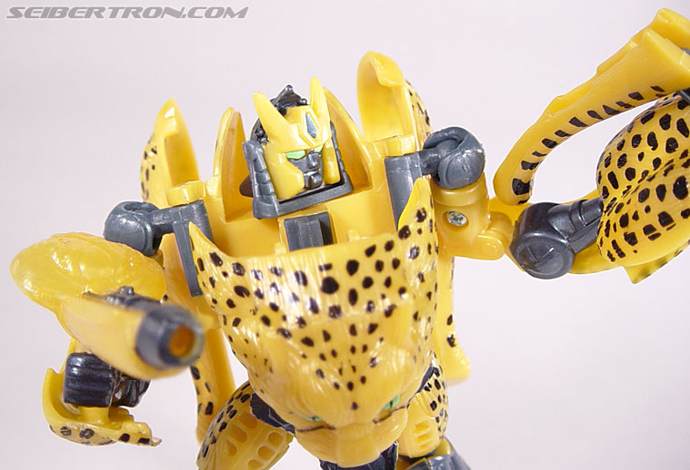 Transformers Beast Wars (10th Anniversary) Cheetor (Cheetas)  (Reissue) (Image #76 of 97)