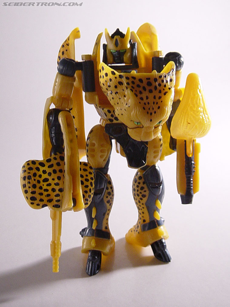 Transformers Beast Wars (10th Anniversary) Cheetor (Cheetas)  (Reissue) (Image #96 of 97)