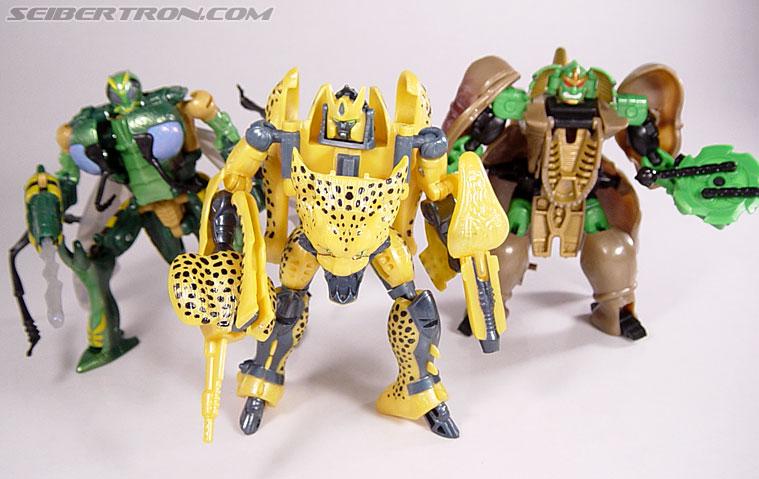 Transformers Beast Wars (10th Anniversary) Cheetor (Cheetas)  (Reissue) (Image #97 of 97)