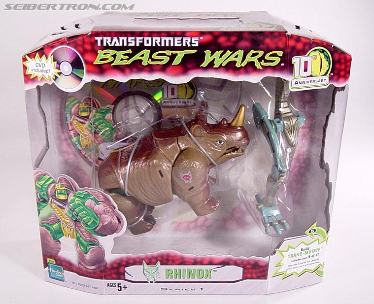 Transformers Beast Wars (10th Anniversary) Transmutate (Image #2 of 116)