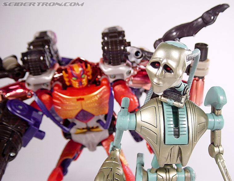 Transformers Beast Wars (10th Anniversary) Transmutate (Image #73 of 116)