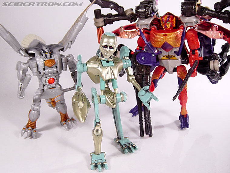 Transformers Beast Wars (10th Anniversary) Transmutate (Image #83 of 116)