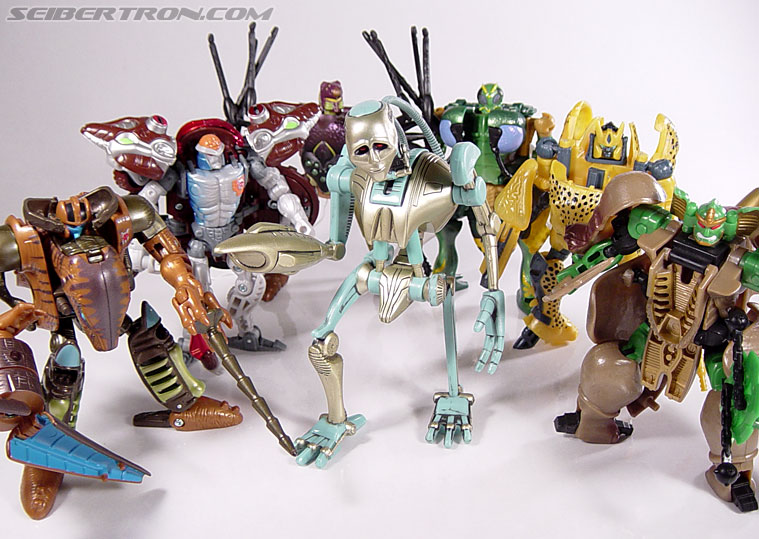 Transformers Beast Wars (10th Anniversary) Transmutate (Image #98 of 116)