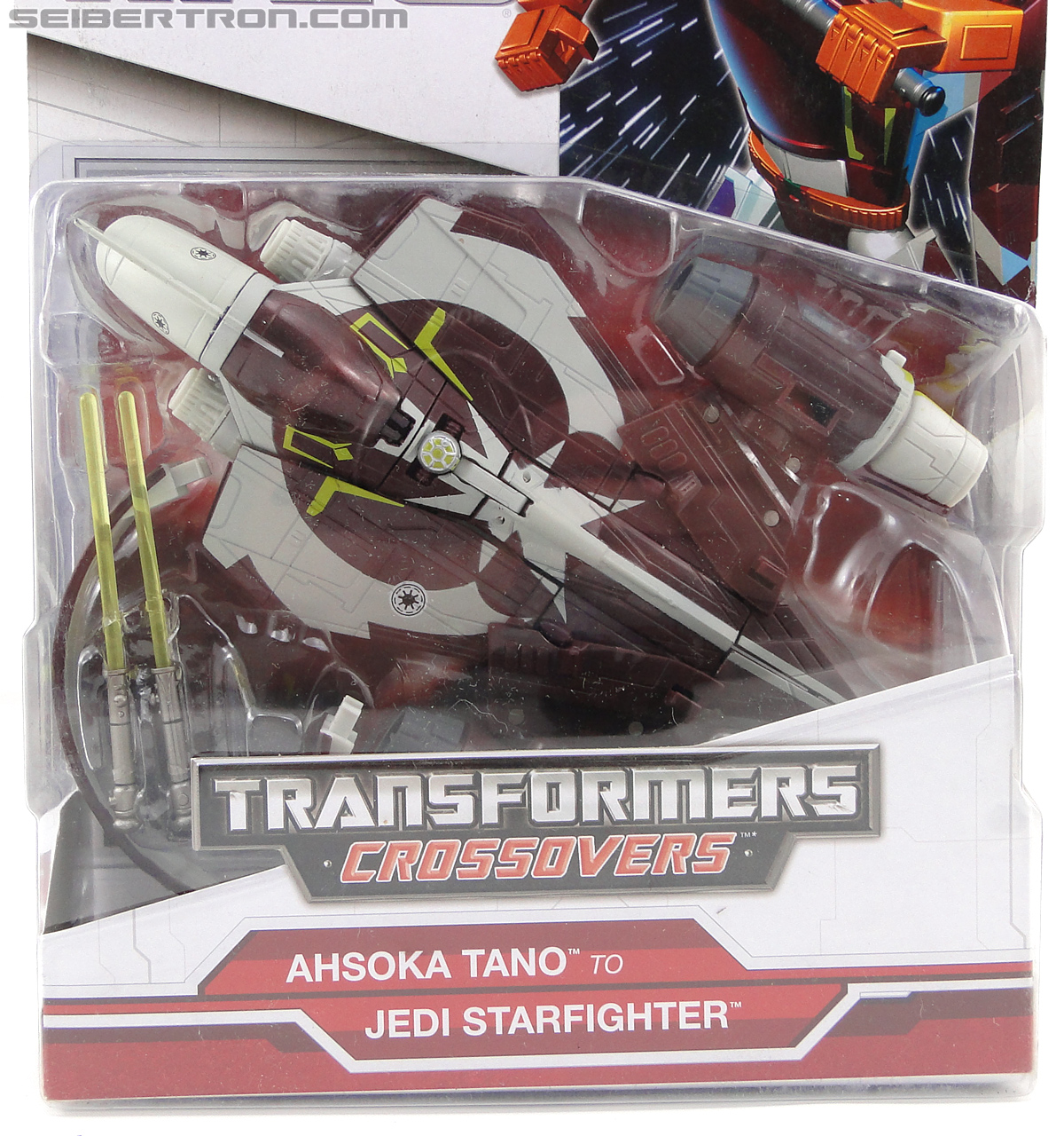 Star Wars Transformers Ahsoka Tano (Jedi Starfighter) (Image #3 of 108)