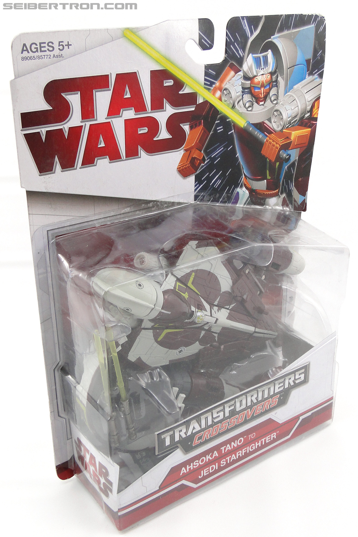 Star Wars Transformers Ahsoka Tano (Jedi Starfighter) (Image #4 of 108)